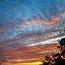 Warrandyte Sunset III by Adam Le Good