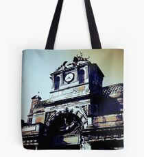 The naked gate Tote Bag