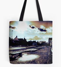 Old Street New Sun Tote Bag