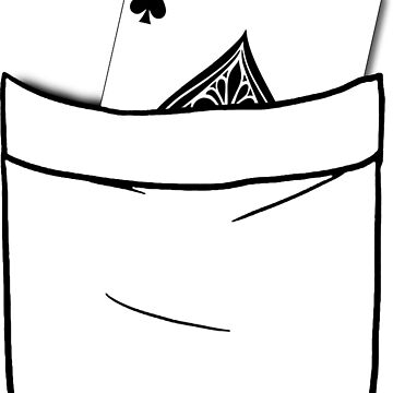 The ace of spades by AmazingDoom