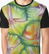 'Pineapple' Graphic T-Shirt