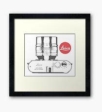 Leica Absolute Framed Print
