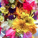 Spring flowers by Trish Peach