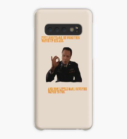 El Reloj - Pulp Fiction Funda/vinilo para Samsung Galaxy