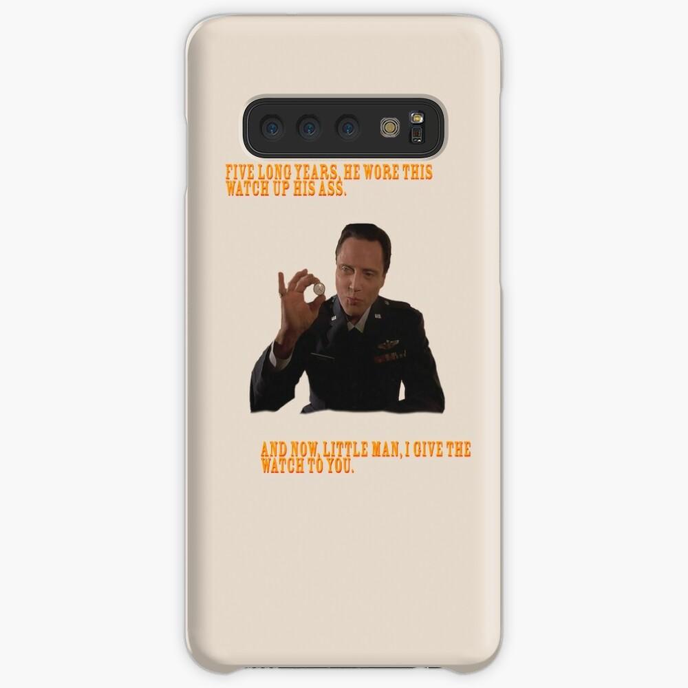 El Reloj - Pulp Fiction Funda y vinilo para Samsung Galaxy