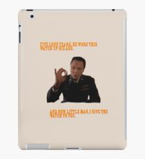 The Watch - Pulp Fiction iPad Case/Skin