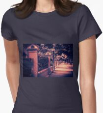 Footpath Womens Fitted T-Shirt