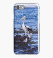Pelican Boss iPhone Case/Skin