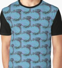 Spiral Staircase Graphic T-Shirt
