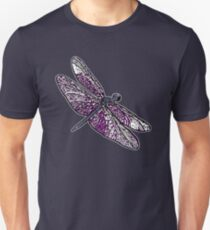 Asexual Dragonfly Unisex T-Shirt