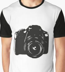 A Camera is a Way to Capture Moments Forever Graphic T-Shirt