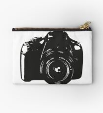 A Camera is a Way to Capture Moments Forever Studio Pouch