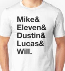 Boys - Stranger Things Unisex T-Shirt