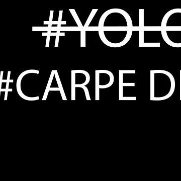 #Carpe Diem by ECink