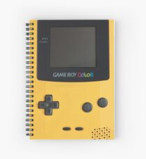 Gameboy Spiral Notebook