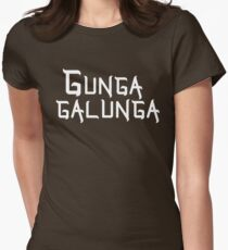 Gunga Galunga Womens Fitted T-Shirt