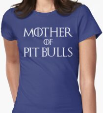 Mother of Pit Bulls Dog T Shirt T-Shirt