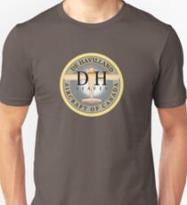 De Havilland Beaver Float Plane Unisex T-Shirt