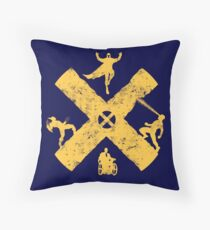 X-Force Throw Pillow