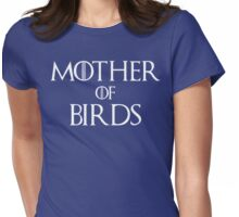 Mother of Birds T Shirt Womens Fitted T-Shirt