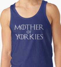 Mother of Yorkies Yorkshire Terrier T Shirt Tank Top