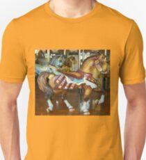 Carousel Horse (4) T-Shirt