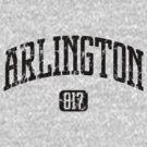 Arlington 817 (Black Print) by smashtransit