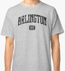 Arlington 817 (Black Print) Classic T-Shirt