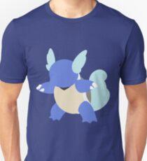 Kanto Starters - Wartortle Unisex T-Shirt