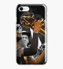 Lebron Championship iPhone Case/Skin