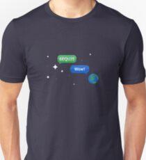 6EQUJ5 Wow! Signal Unisex T-Shirt
