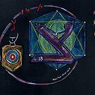 TSADIK - 18 – The Divine Image  by RobinMain