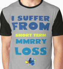 MMRY LOSS Graphic T-Shirt