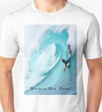 Waimea Big Wave Boogie T-Shirt T-Shirt