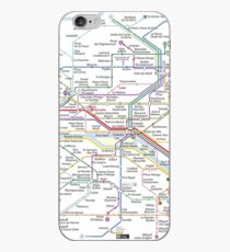 Paris Subway 2016 iPhone Case