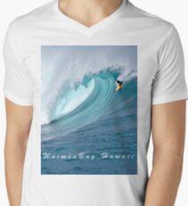 Waimea Bodyboarder T-Shirt Men's V-Neck T-Shirt