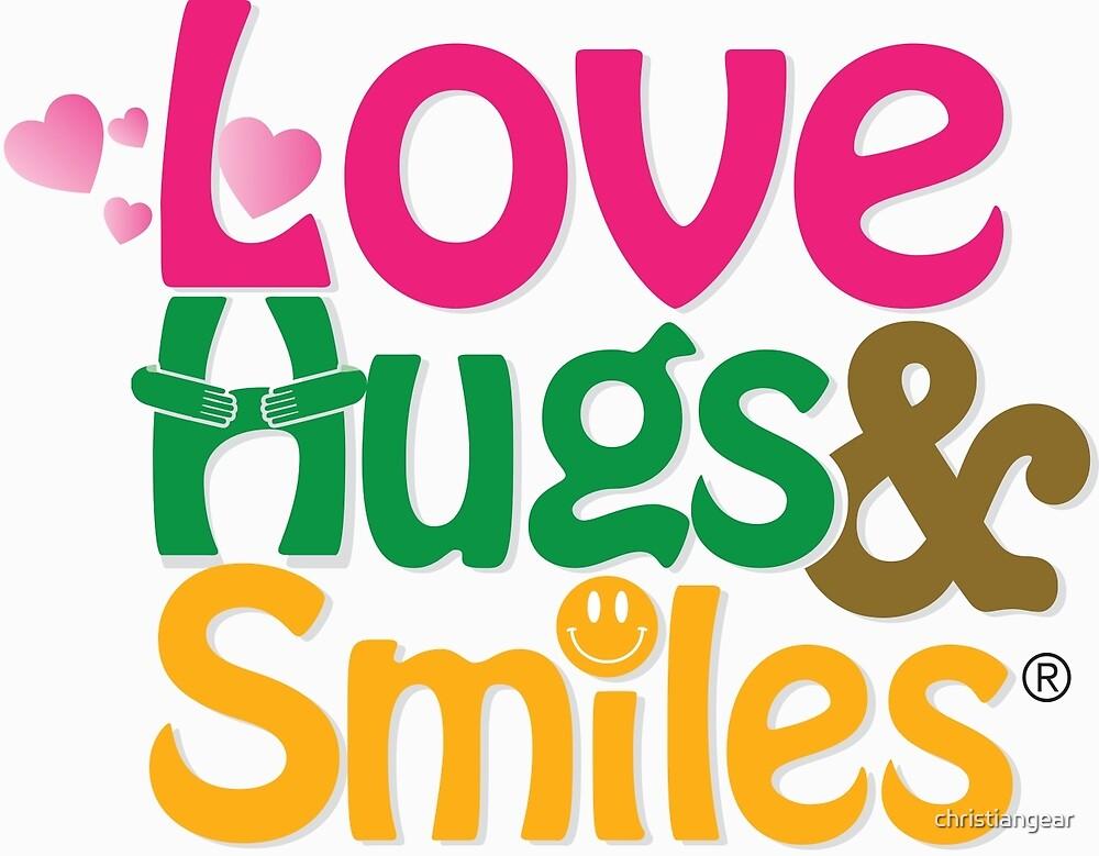 Love Hugs & Smiles V by christiangear