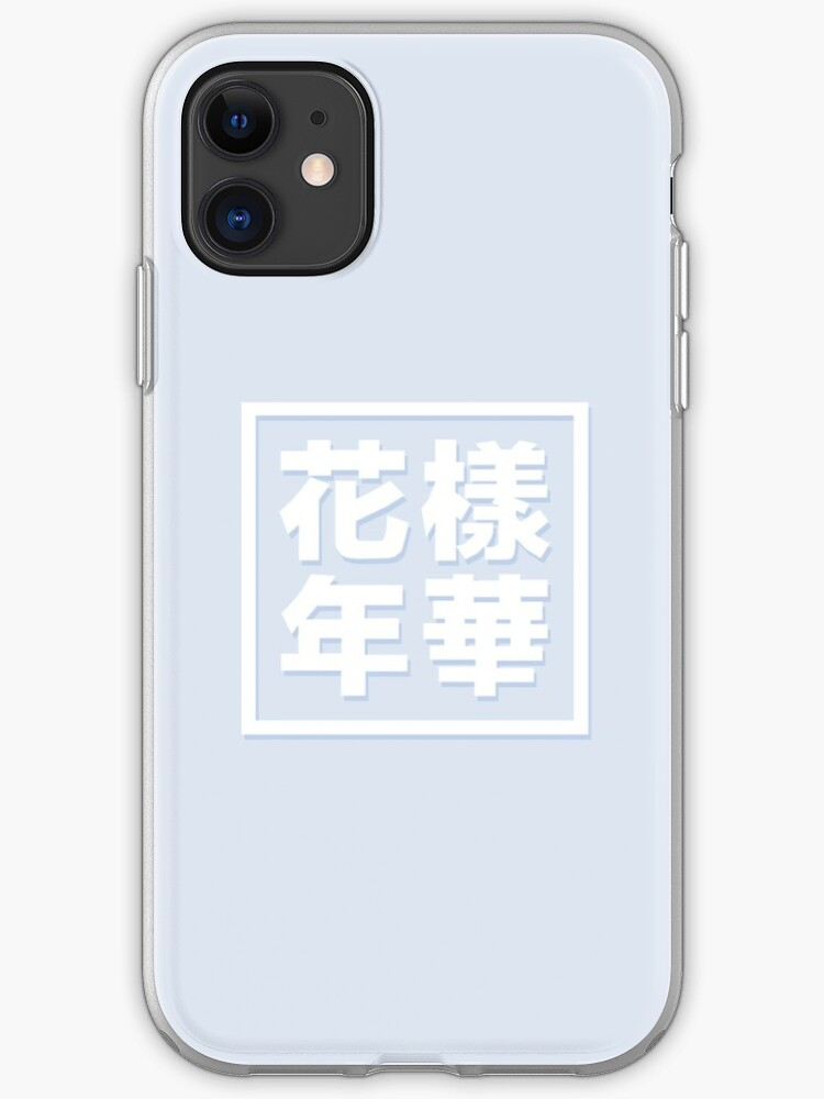 BTS In The Mood For Love iphone case