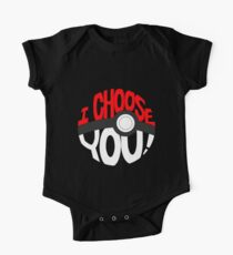 pokemon i choose you Kids Clothes