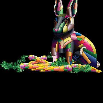Iron Bunny by ClamJam