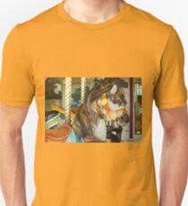 Carousel Horse (9) T-Shirt