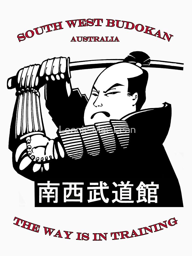 South West Budokan Tee Australia. by yallmia