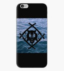 Vinilo o funda para iPhone HollowSquad Black Ocean