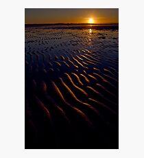 Bunbeg Beach, County Donegal, Ireland Photographic Print