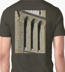 Sacred Heart Cathedral Windows T-Shirt