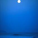 Polihale Moon by kevin smith  skystudiohawaii