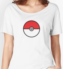 POKEMON GO POKEBOLA Women's Relaxed Fit T-Shirt