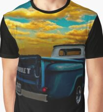 56 Chevy Truck Graphic T-Shirt