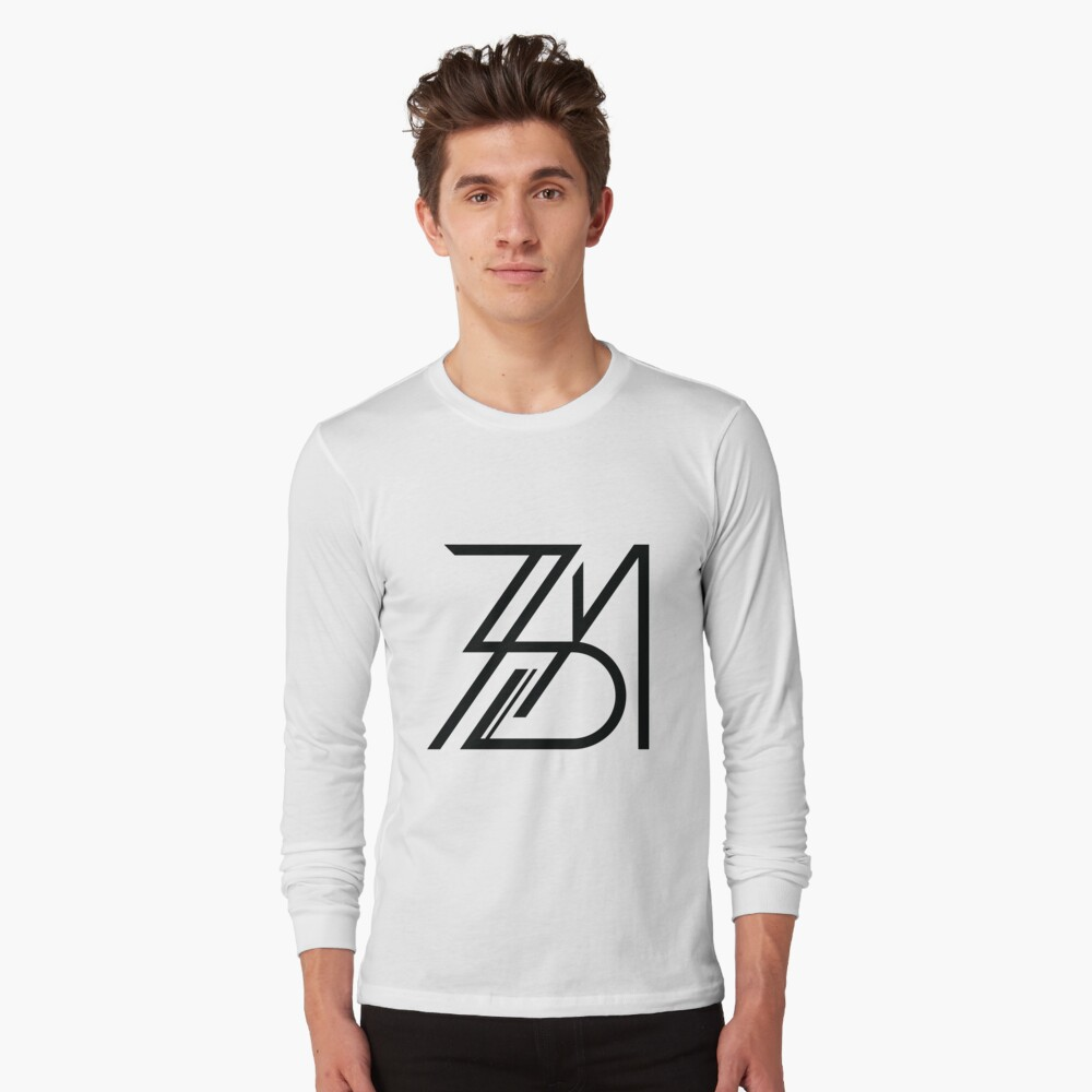 7 Minutes Dead Merch Long Sleeve T-Shirt Front
