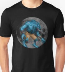 Sabrewulf Killer instinct character illustration T-Shirt